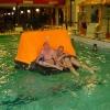 Zwembad reddingsvlot