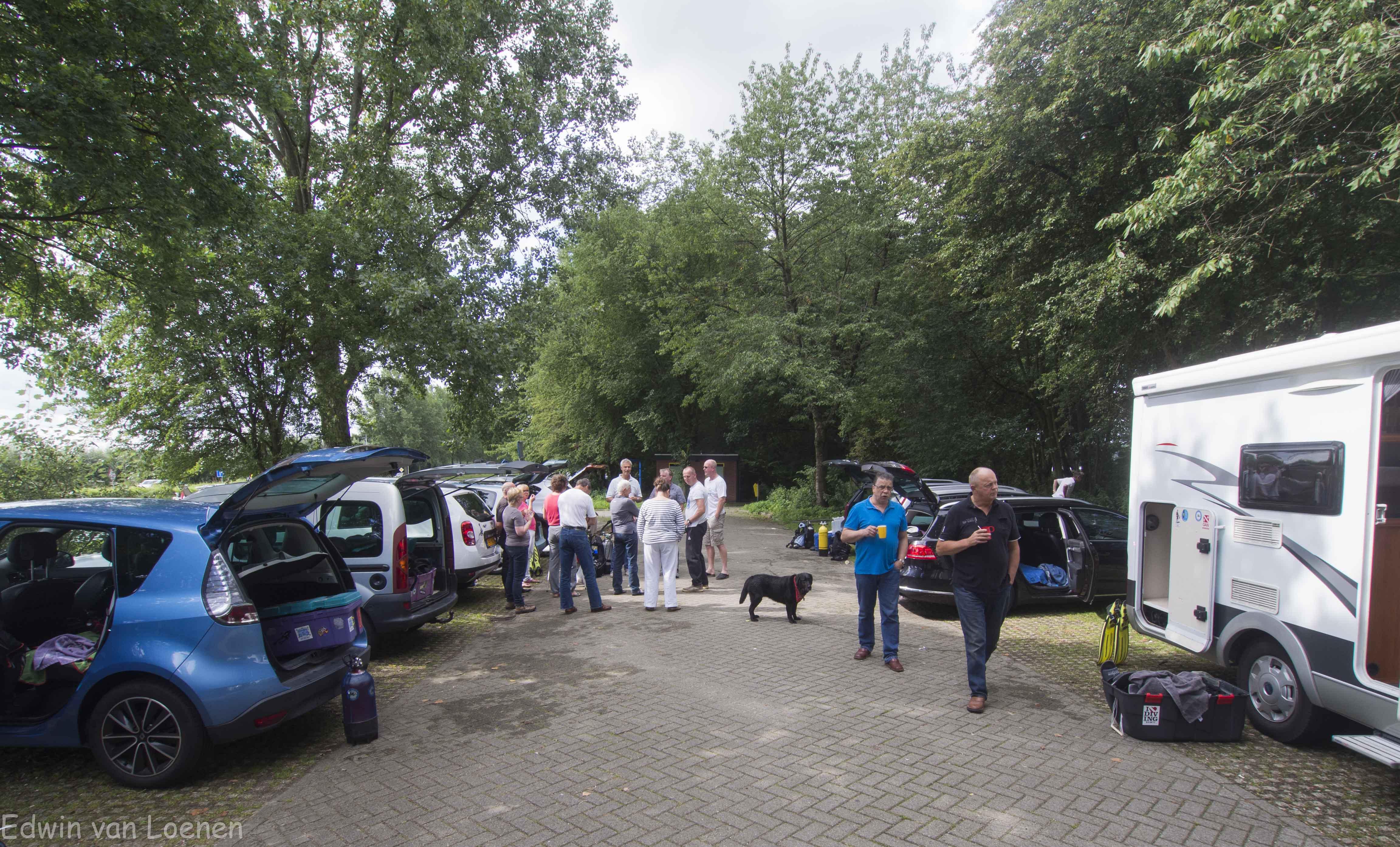 Thamen @ Alphen aan den Rijn, Westkanaalweg