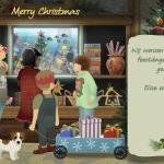 Kerst 2018 Gerard en Elise