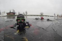 IJs & Snert duik 27-01-13