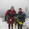 Gerard en Ton zijn klaar met het duiken in 2010