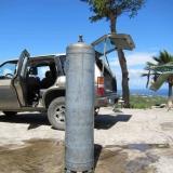 US Virgin Islands boven water